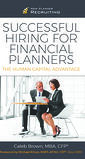 Book Review: Successful Hiring for Financial Planners