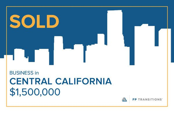 SOLD : Central California for $1,500,000