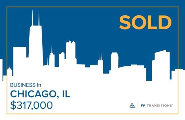 SOLD : Chicago IL - $317,000