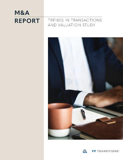 M&A Report Cover